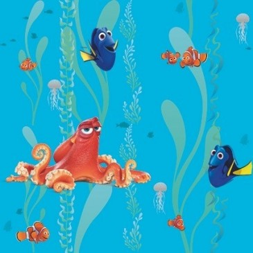 Disney Finding Dory Fabric HANK.40.140